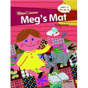 e-future Phonics Fun Readers Level 1 Meg's Mat (with CD)