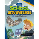 e-future School Adventures Graded Comic Readers 3-1 : Moth Madness (with CD)
