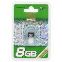 オーム電機 microSDHCメモリーカード 8GB Class10 PC-MMS8C0