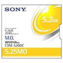 【送料無料】SONY ソニー 5.25型MOディスク 5.2GB EDM-5200C【smtb-u】