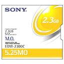 SONY ソニー 5.25型MOディスク 2.3GB EDM-2300C