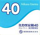 【第2類医薬品】【送料無料】ミカサ浣腸40g×10個×10箱【smtb-k】【ky】※※