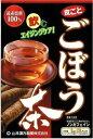 楽天ウェブドラッグサプリの店【アウトレットバーゲン】【お一人様2箱限り】山本漢方 ごぼう茶 100%(3g×28包)※※