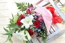 ●送料無料●ハッピーブーケ(敬老の日用カサブランカ花束)敬老の日2006