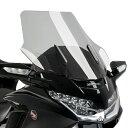 Puig プーチ ツーリングスクリーン カラー:スモーク GL1800 GOLD WING HONDA ホンダ