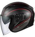 OGK KABUTO オージーケーカブト EXCEED DELIE エクシード デリエ フラットブラックグレー ヘルメット サイズ:XL