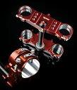 XTRIG エックストリッグ トップブリッジ TRIPLE CLAMP ROCKS Pro(トリプル クランプ ロックス プロ) WR250F YZ250F YZ250FX YZ450F