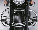 YAMAHA ヤマハ ワイズギア ガード・スライダー ビッグバーエンジンガード XV1900【ミッドナイトスター】A (適応機種コード:1CR1/5C41/5C42/5C43/5C44/5C45)