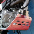 力造 ガード・スライダー スキッドプレート XR230