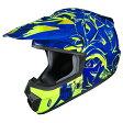 HJC オフロードヘルメット HJH097 CS-MXII GRAFFED (グラフド) サイズ:M(57-58cm)