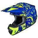 【在庫あり】HJC オフロードヘルメット HJH097 CS-MXII GRAFFED (グラフド) サイズ:M(57-58cm)