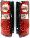 unicar ユニカー工業 日産 キャラバン・ホーミーLEDテールランプ キャラバン 前期、後期 (E25) ホーミー 前期、後期 (E25)