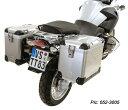 TOURATECH ツラーテック パニアケース・サイドボックス ZEGA-PRO「and-S」アルミニウムパニアシステム R1200GS/ADV