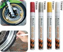【在庫あり】ODAX オダックス タッチペンタイプ塗料 タイヤマーカーペン カラー:レッド