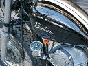 BOATRAP ボートラップ スピードメーター LEDインジケーター付きミニメーター 配線カプラ付き パネルカラー:ブラック 250TR ESTRELLA [エストレア]