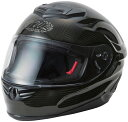 OWL アウル フルフェイスヘルメット KEIRYO-軽涼- ヘルメット カーボンモデル サイズ:M