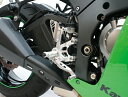 GILLES TOOLING ギルズツーリング バックステップ FACTOR-X ステップキット ZX-10R