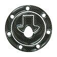 JPモトマート(デュラボルト) タンクキャップ カーボンタンクキャップカバー