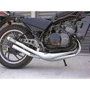 ミズノモーター 【ゼス】RZ250/350用 オリジナルチャンバー タイプ:クリア塗装仕上げ RZ250 RZ350