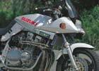 PLOT プロト オイルクーラー本体 ラウンドオイルクーラーシステム カラー:シルバー GSX1000S KATANA [カタナ] -92