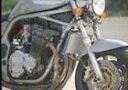 PLOT プロト オイルクーラー本体 ラウンドオイルクーラーシステム カラー:シルバー GSF1200 イナズマ1200(GSX1200FS)