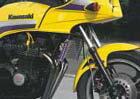 PLOT プロト オイルクーラー本体 ラウンドオイルクーラーシステム カラー:シルバー ZEPHYR1100 [ゼファー]
