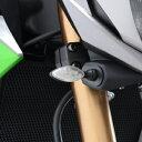 R&G アールアンドジー フロントウインカーアダプターキット【Front Indicator Adapter Kit】■ VERSYS [ヴェルシス] 650cc Z1000 (水冷)
