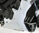 BODY STYLE ボディースタイル ロワーフェアリング(アンダーカウル) カラー:ブラック CBF1000F