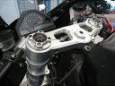 Robby Moto Engineering ロビーモトエンジニアリング トップブリッジ トリプルクランプ オフセット カラー カラー:シルバー CBR1000RR FIRE BLADE [ファイアブレード]