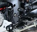 R&G アールアンドジー バックステップ (調整式)【Adjustable Rearsets】■ YZF-R1 YZF-R1M
