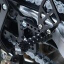 R&G アールアンドジー バックステップ (調整式)用補修パーツフットペグ(レースタイプ)【Adjustable Rearsets Racing Foot Peg】■ 汎用