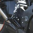 R&G アールアンドジー バックステップ (調整式)【Adjustable Rearsets】■ GSX-R1000 K7 GSX-R1000 K8