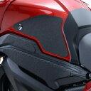 R&G アールアンドジー タンクグリップ・タンクパッド【Tank Traction Grip】■ カラー:クリア MT-09 トレーサー - FJ-09
