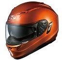 OGK KABUTO オージーケーカブト フルフェイスヘルメット KAMUI-II [カムイ・2] シャイニーオレンジ ヘルメット サイズ:S