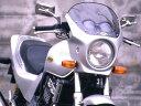 CHIC DESIGN シックデザイン ビキニカウル・バイザー ロードコメット カラー:ロイヤルシルバーメタリック(単色塗装済み) クリアスクリーン CB400SF/Ver.S