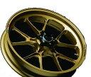 MARCHESINI マルケジーニ ホイール本体 アルミニウム鍛造ホイール M10S Kompe Evo コンペエボ カラー:RACING BLACK-1(艶ありブラック) GPZ900R