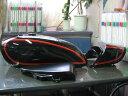 バイクペイント.com Bike Paint.com スプレータイプ塗料 GS400E1(GSII型)輸出 ブラック図面つきウレタン塗料セット 輸出バージョン(サイドカーバー艶消し) GS400