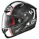 【セール特価!】NOLAN ノーラン フルフェイスヘルメット X-LITE X802R ウルトラカーボン MOTO GP サイズ:L(59-60)