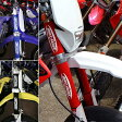 【セール特価!】DIRTSKIN ダートスキン ガード・スライダー 倒立フォークスキン カラー:ブラック
