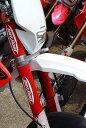 【セール特価!】DIRTSKIN ダートスキン ガード・スライダー 倒立フォークスキン カラー:レッド