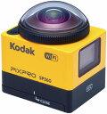 コダック オンボードカメラ アクションカメラ KODAK PIXPRO SP360 本体