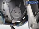 【セール特価!】 ワンダーリッヒ:Wunderlich ガード・スライダー エンジンハウジング プロテクション カラー:ブラック