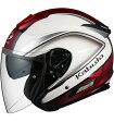 【OGK KABUTO】【オージーケーカブト】【】【ジェットヘルメット】【ASAGI [アサギ] CLEGANT[クレガント] ヘルメット】【サイズ:M】