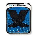ストンプグリップ STOMPGRIP タンクパッド トラクションパッド ストリートバイクキット カラー:ブラック MT09TRACER 15/FJ09 15