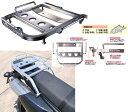 【セール特価!】 ROUGH&ROAD ラフ&ロード ラリー591アルミキャリア D-TRACKER X [Dトラッカー] KLX250
