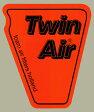 ホーリーエクイップ HollyEquip Twin Air デカール(ラージ) その他 汎用