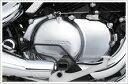 【セール特価!】 HONDA ホンダ 汎用外装部品・ドレスアップパーツ エンジンカバー:クロムメッキタイプ VT400S NC46 VT750S RC58