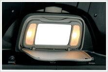 【HONDA】【ホンダ】【その他電装パーツ】【トランクバニティミラー with ライト】【GL1800 GOLDWING [ゴールドウィング]】