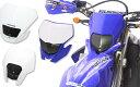 ZETA ジータ その他外装関連パーツ Z-CARBON ヘッドライトエリミネーター WR250R WR250X