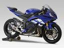 【イベント開催中!】YOSHIMURA ヨシムラ R-11レーシング サイクロン 1エンド ネオハイブリッド フルエキゾーストマフラー SM (メタルマジックカバー)/重量(STD9.9kg):5.2kg YZF-R6 06- RJ155